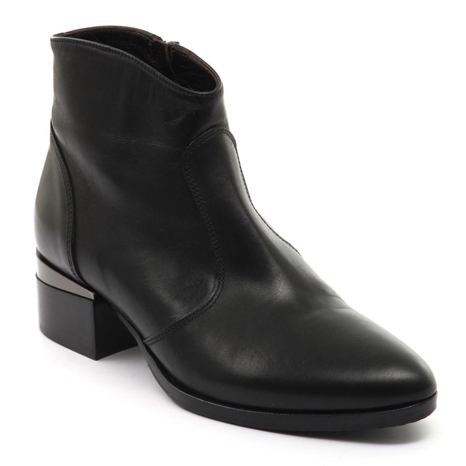 Laura Bellariva 2143 F.031 Vitello Nero/Leather -