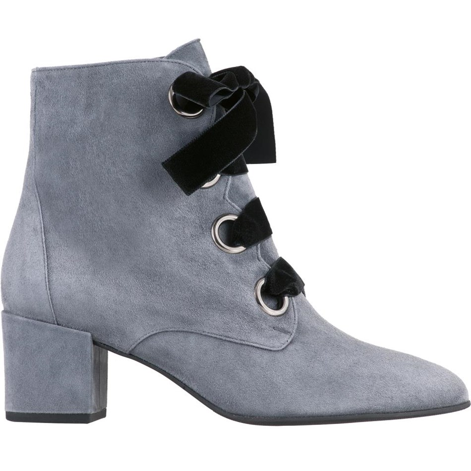 Hogl Laced Boot 50Mm - grey