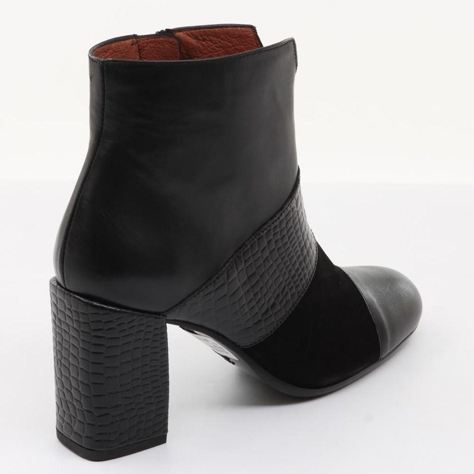Hispanitas Patchwork Ankle Boot -