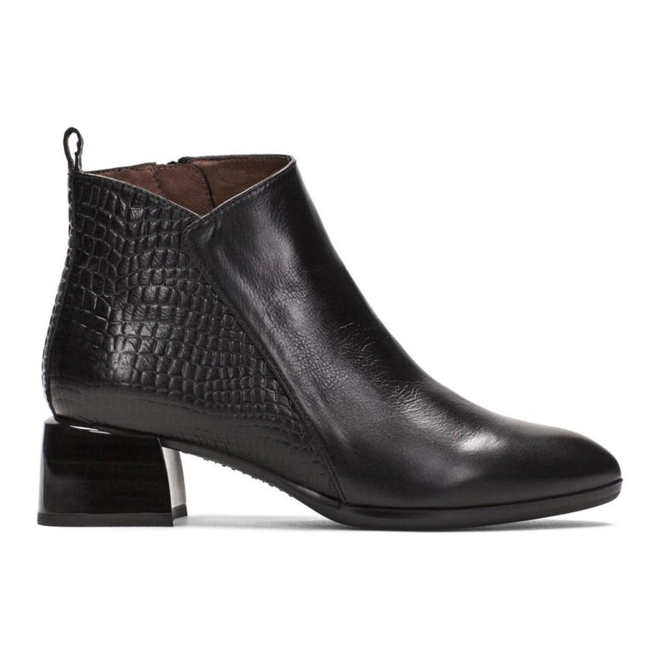 Hispanitas Contrast Ankle Boot - black