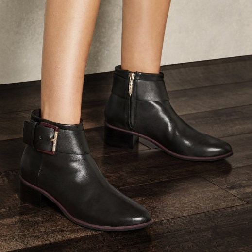 Ted Baker Alezqa Heeled Ankle Boot