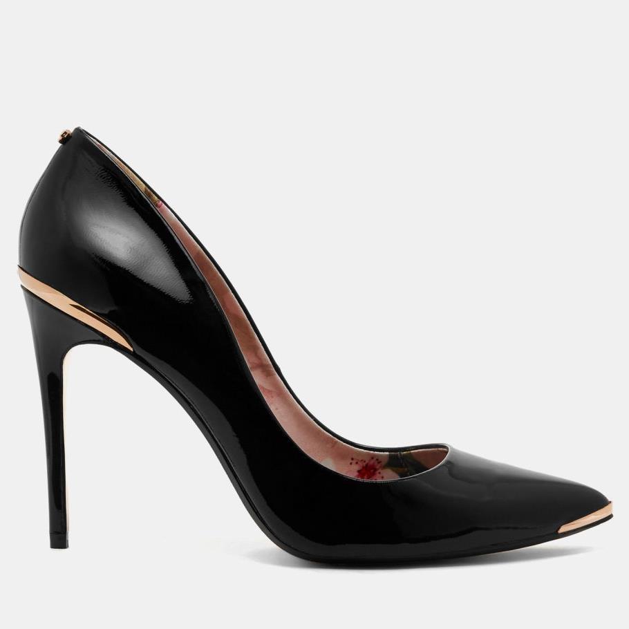 Ted Baker Kaawa High Heeled Shoe - 00 black