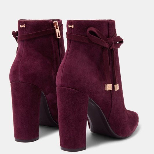 Ted Baker Qatena Heeled Ankle Boot