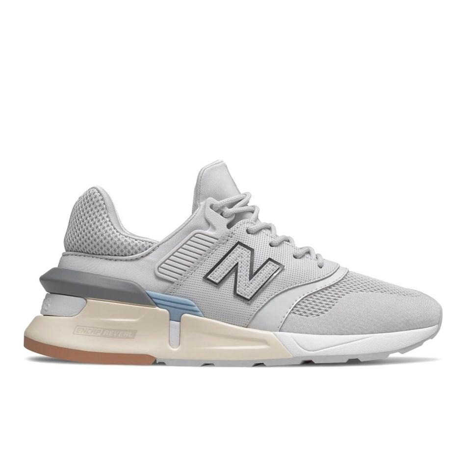 New Balance Womens 997 Sport - grey blue