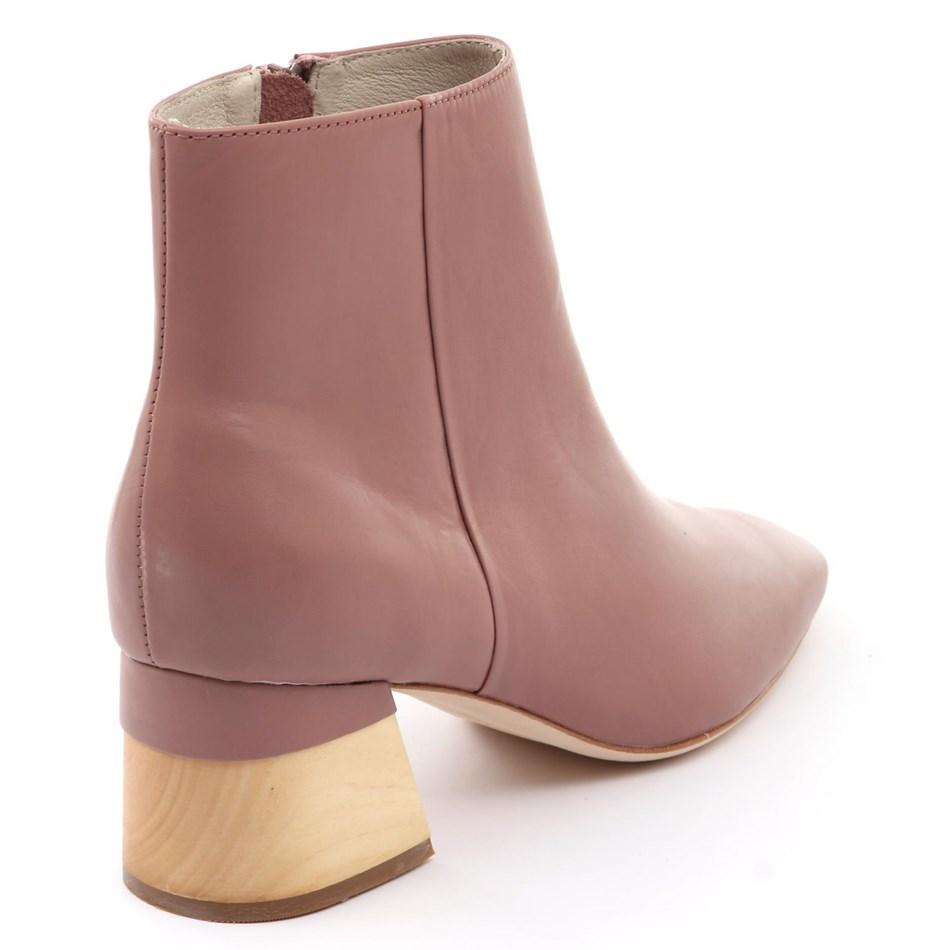 Zoe Kratzmann Bond Leather Boot - taupe
