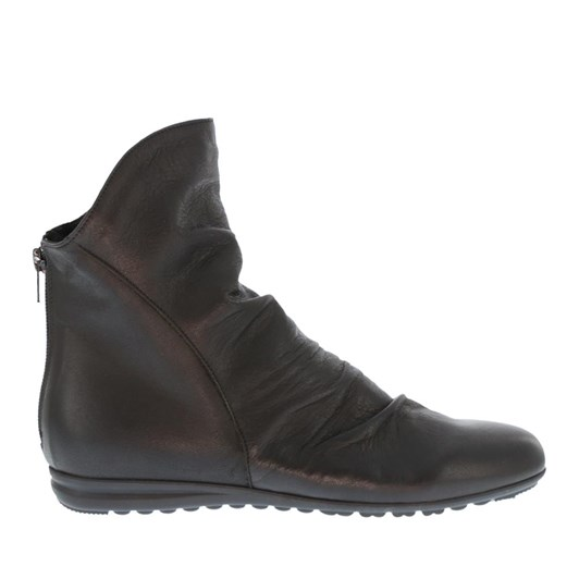 Neo Soft Leather Hi Front Bootie