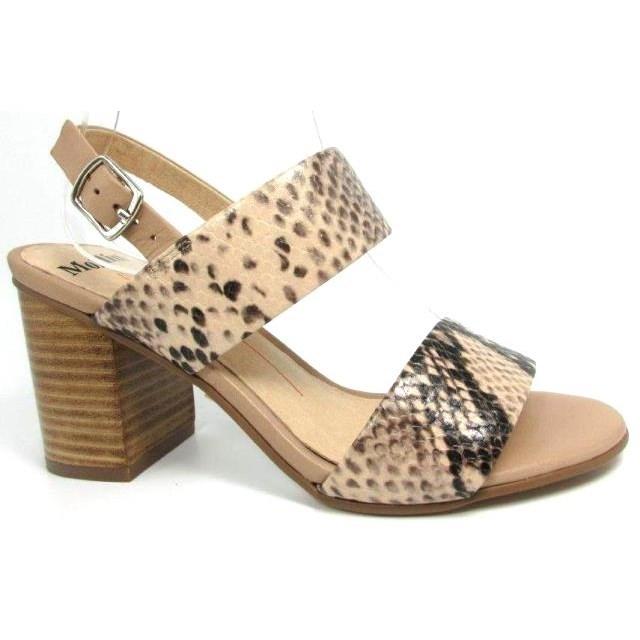 Mollini Addos Python Leather shoe - nude