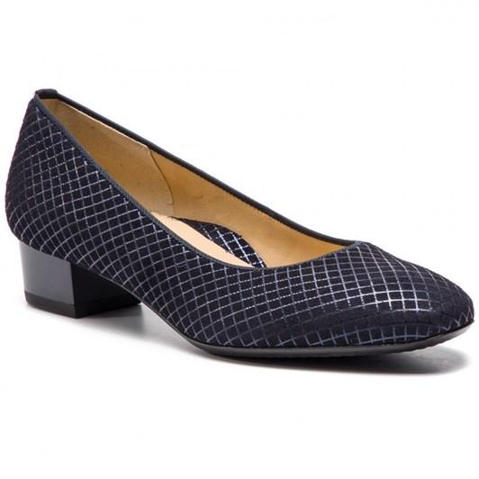 Ara Print Court Shoe