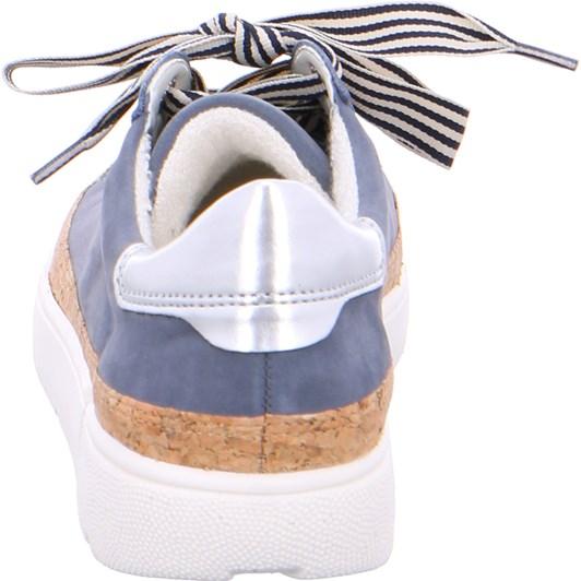 Ara Lace Stripe Sneaker