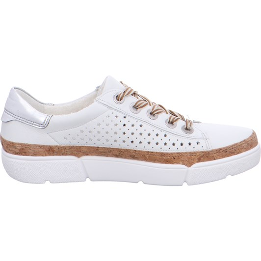 Ara Upper Detail Lace Sneaker
