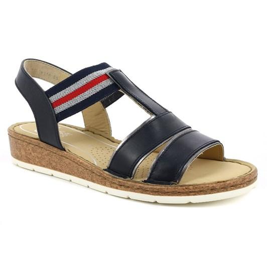 Ara Stripe Sandal