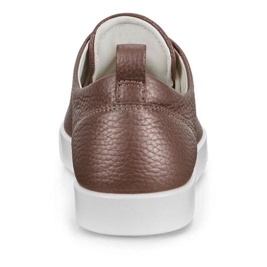 Ecco Gillian Deap Taupebronze Ikon Casual Shoe