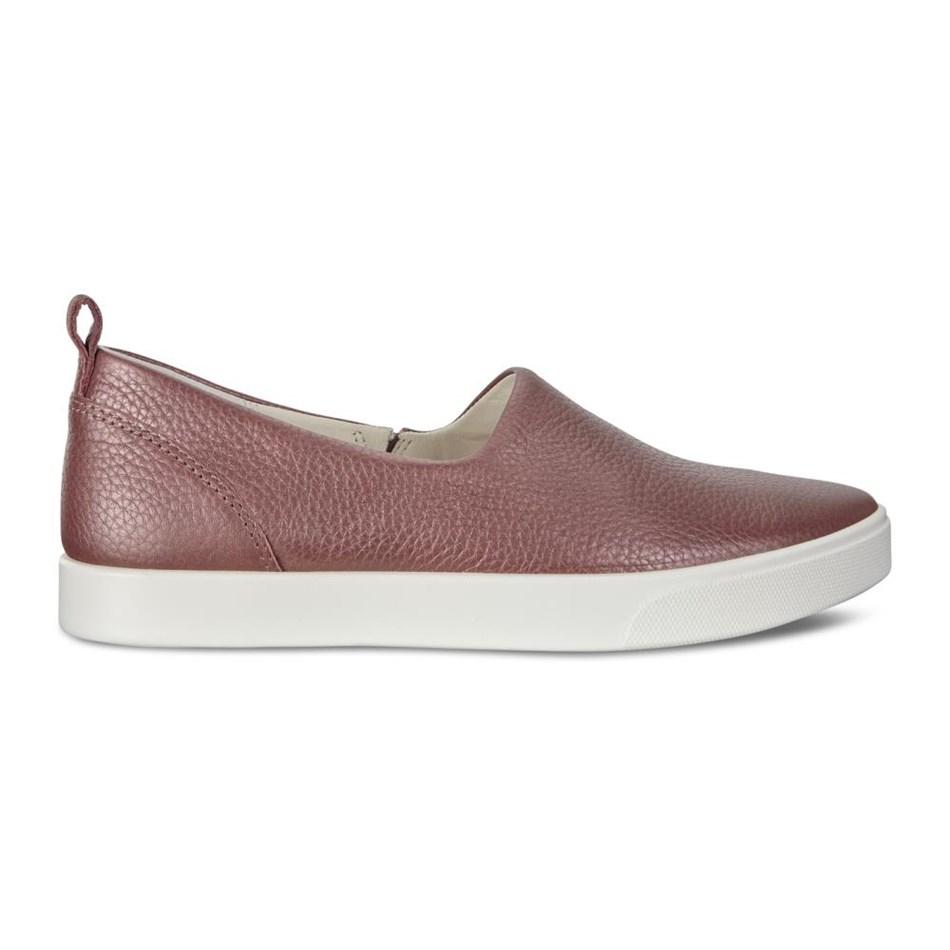 Ecco Gillian Deap Taupebronze Casual Shoe - taupebronze