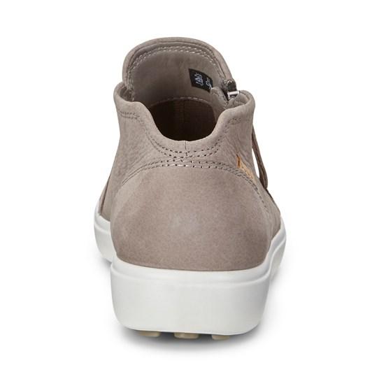 Ecco Soft 7 W Warm Grey/Powder Cha/Samba Boots