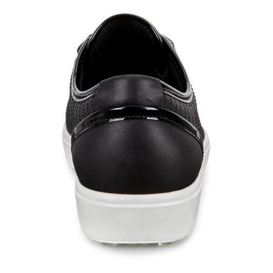 Ecco Soft 7 W Black Black Black Casual Shoe