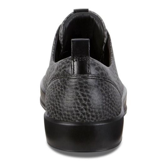 Ecco Soft 8 W Black Shinebright Casual Shoe