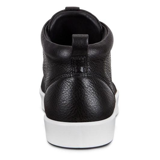 Ecco Soft 8 W Black Trento Casual Shoe