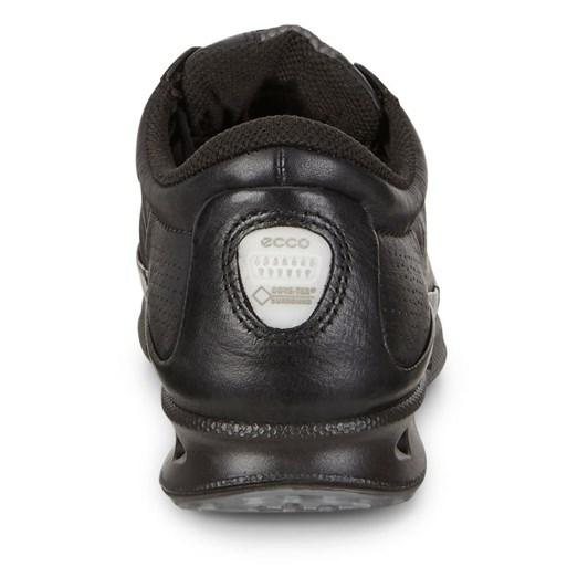 Ecco Cool Black  Racer Yak Casual Shoe