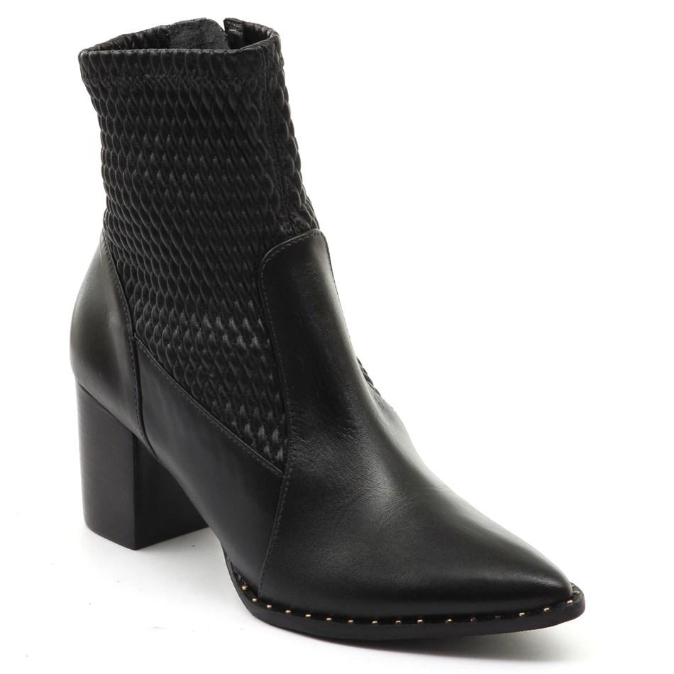 Kathryn Wilson Gabriela Boot - black stretch