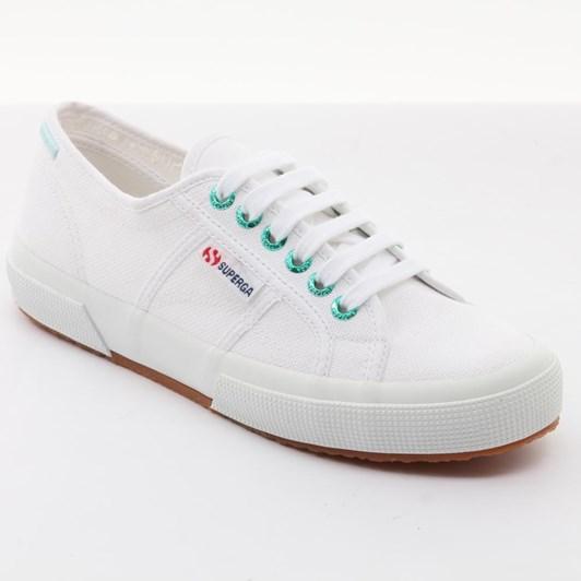 Superga 2750 Shinycolours detail cotw casual shoe