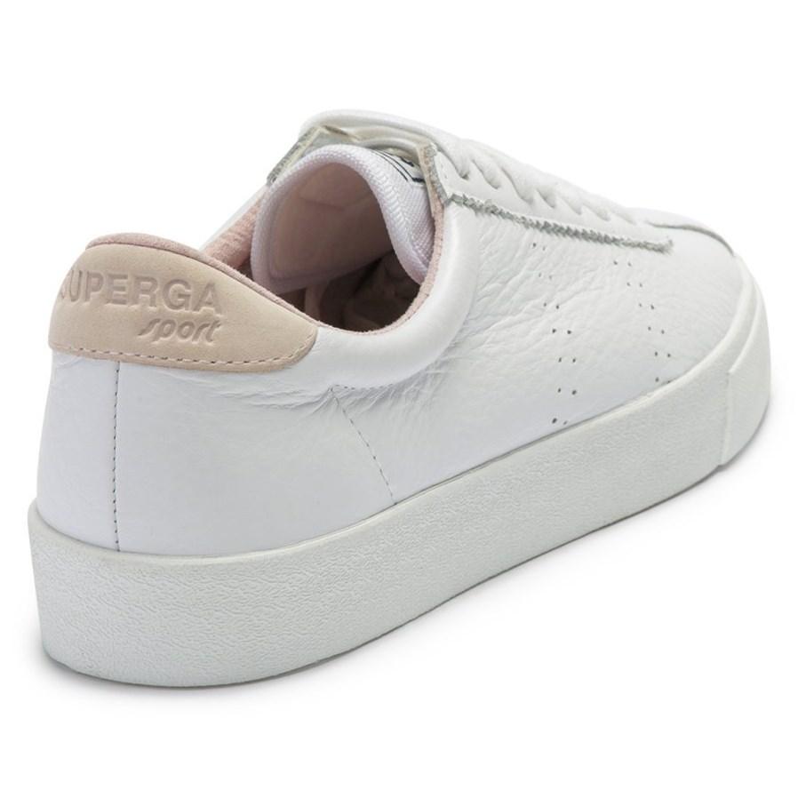 Superga 2843 Comfleau - a02 white pink