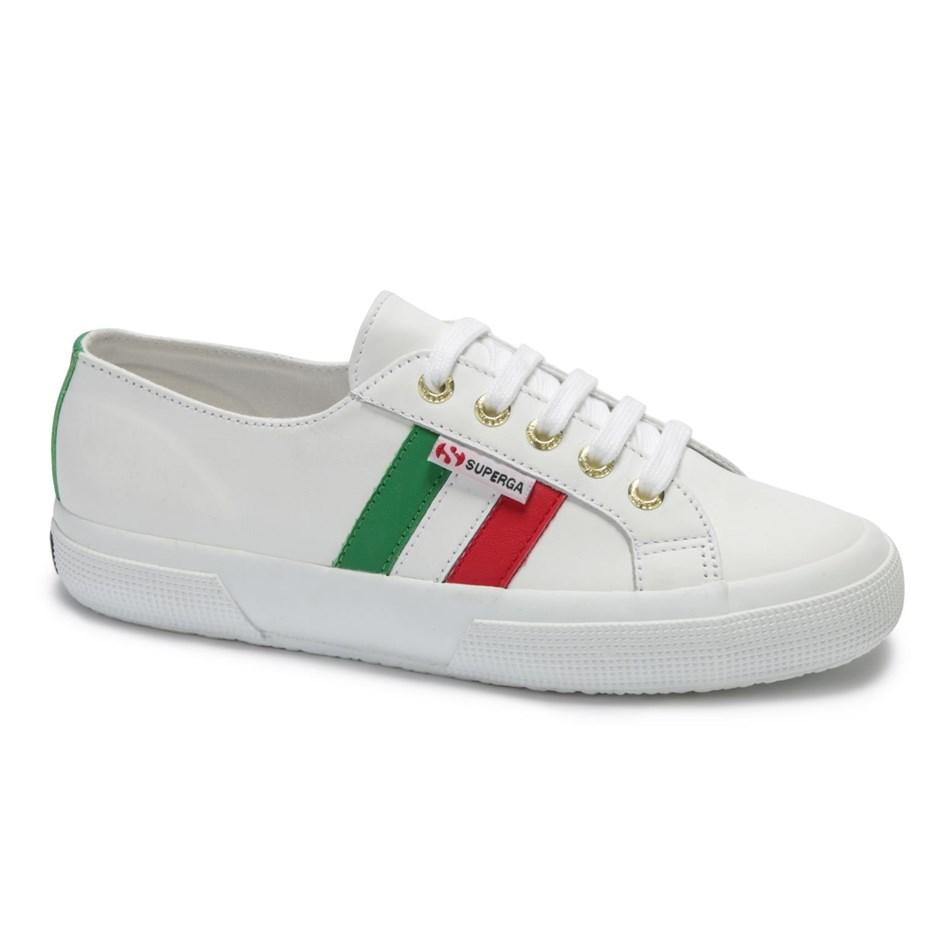 Superga 2750 Leanappau Flagside Casual Shoe -
