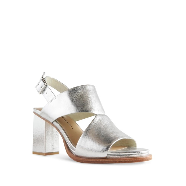 Chaos & Harmony Passion Heel - silver