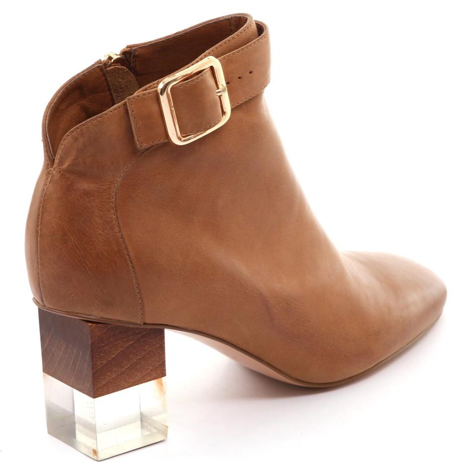 Top End Shoe - tan