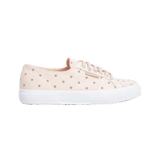 Superga 2750 - Jersey Pearl Flocked Dots