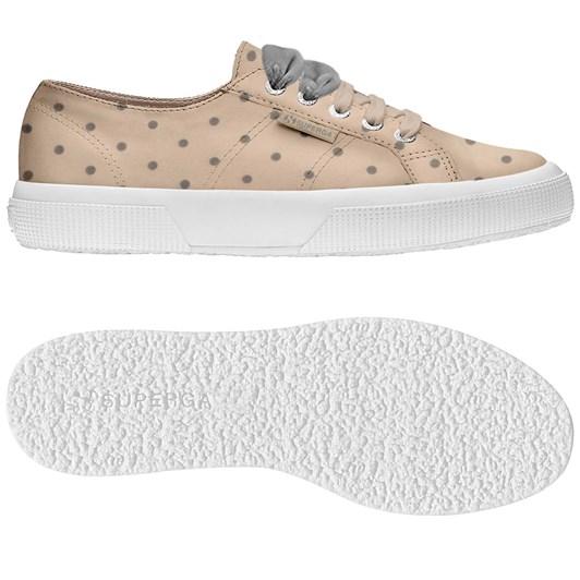 Superga 2750 Jersey pearl flockeddotsw shoe