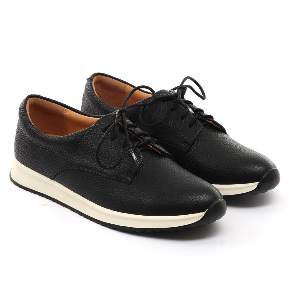 Rollie Derby Shoe - black tumble