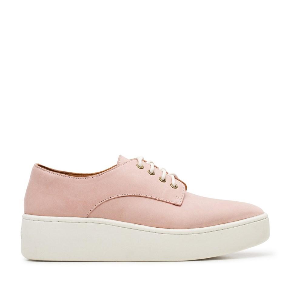 Rollie Derby City Shoe - snow pink