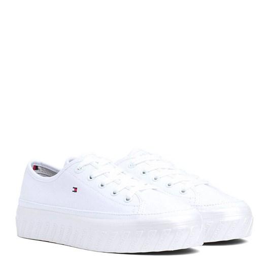 Tommy Hilfiger Outsole Detail Flatform Sneaker