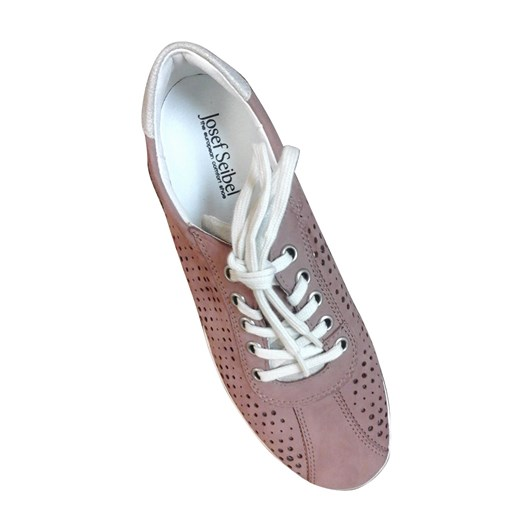 Josef Seibel Perforated Derby Shoe