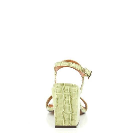 Lokas Sandal Croc Heel