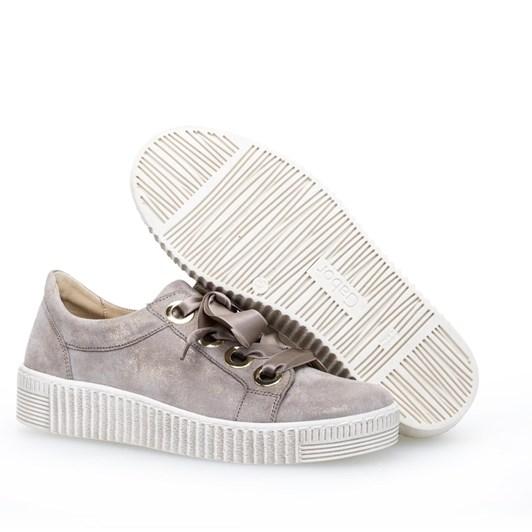 Gabor Lace Tie Sneaker