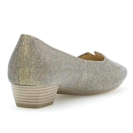 Gabor 30mm Court Heel Shoe