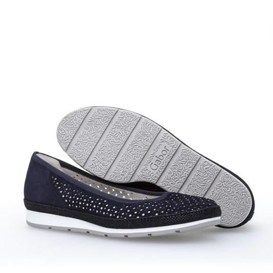 Gabor Detailed Loafer