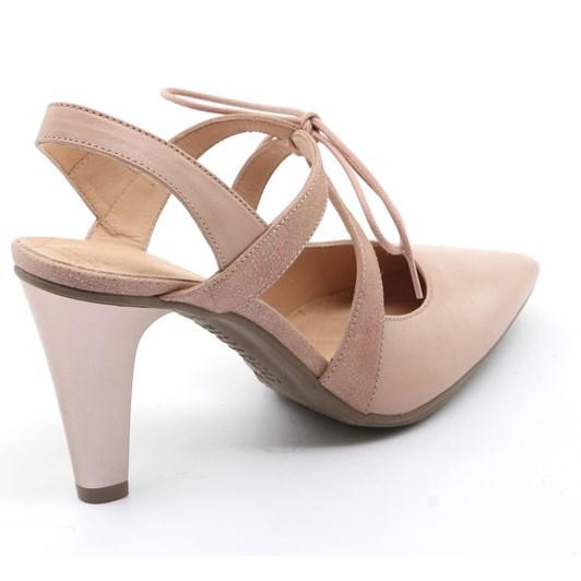 Hispanitas Point Tie Detail Heel