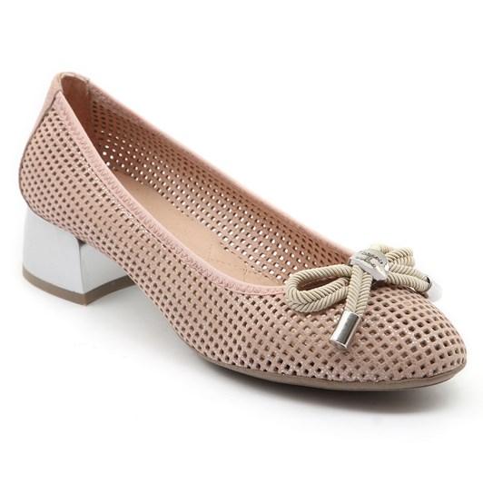 Hispanitas Ballet Flat Low Heel