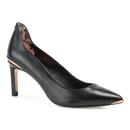 Ted Baker ERIIN Suede Court Shoe