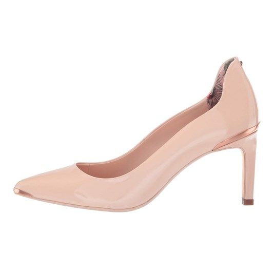 Ted Baker ERIINL Back Detail Low Heel Court