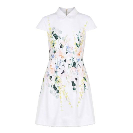 Ted Baker CHARSY Elegance Scallop Ponte Dress