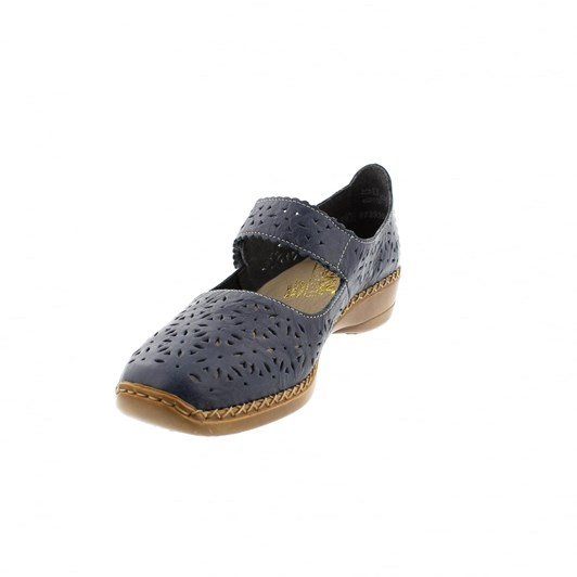 Rieker Mary Jane Loafer