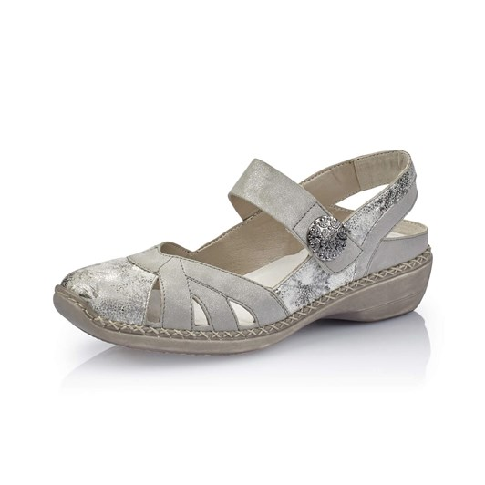 Rieker Cut Out Loafer