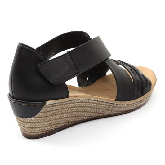 Rieker Silver Detail Sandal