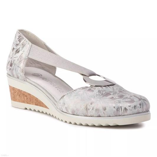 Remonte Elastic Wedge Sandal