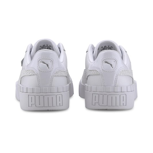 Puma  Cali Snake Wn'S Puma White-Metallic Silver