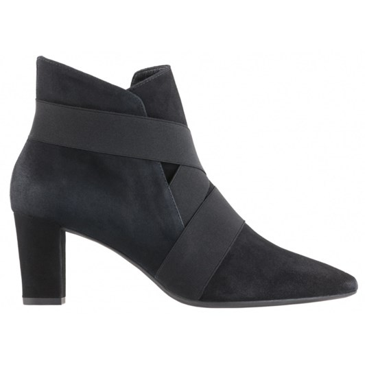 Hogl Suede Ankle Boot