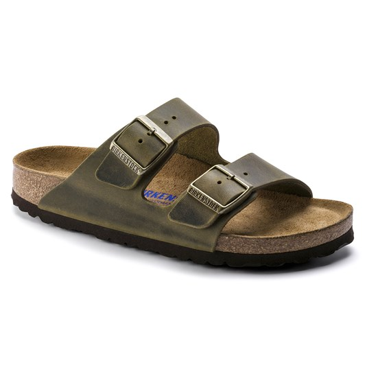 Birkenstock Arizona Soft Footbed Oiled Leather